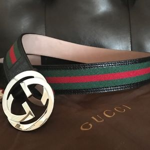 New Black Green Red Gucci
